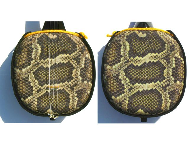 画像3: 人工皮三線セット